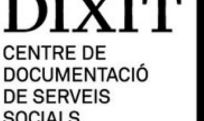 Logotip de l'entitat que organitza la conferència. Font: DIXIT