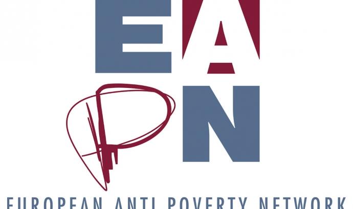 Logotip de la Xarxa Europea de Lluita contra la Pobresa Font: