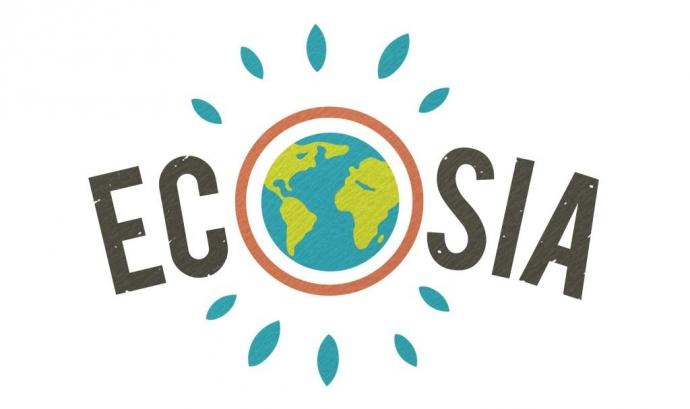 Ecosia, el cercador d'Internet que ajuda a plantar arbres! Font: