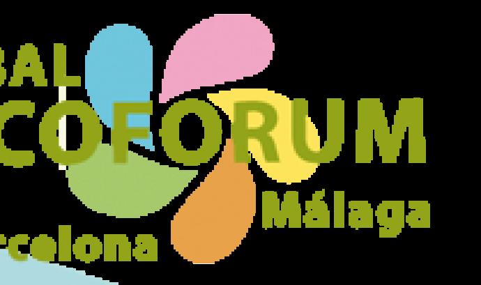 logo Global Ecoforum 2013 Font: