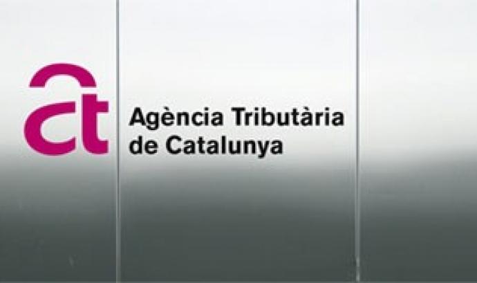 Logotip Agència Tributària de Catalunya