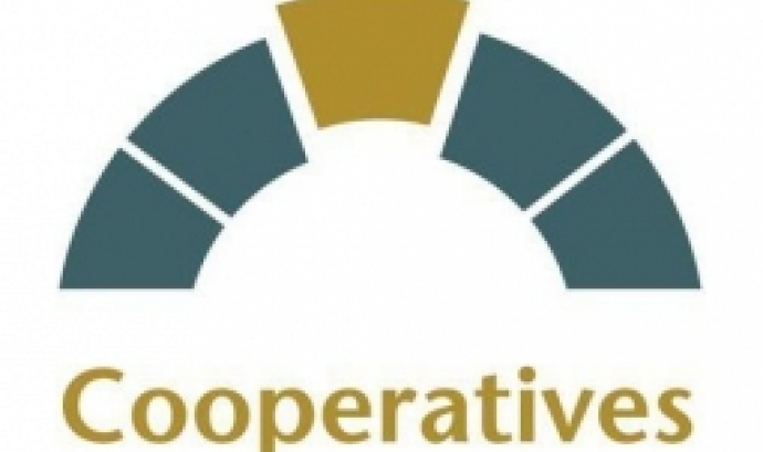 Logotip de Cooperatives de Catalunya