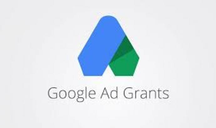Logo de Google Ad Grants. Font: Clix Marketing