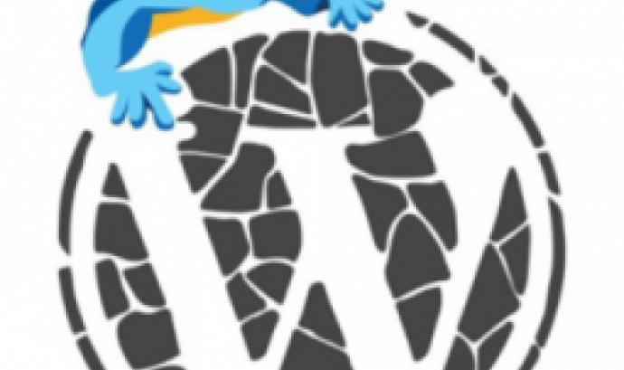 Logotip de la comunitat Wordpress BCN
