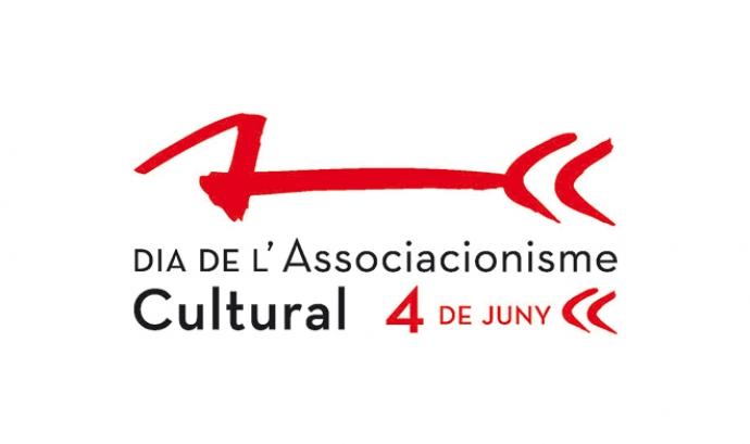 Marca del Dia de l'Associacionisme Cultural
