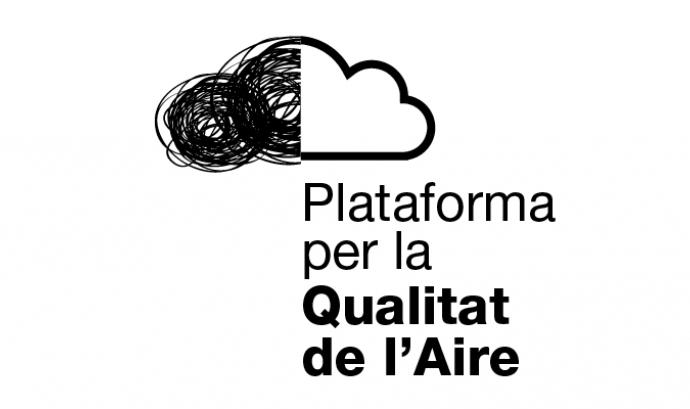 Logotip de la Plataforma per la Qualitat de l'Aire
