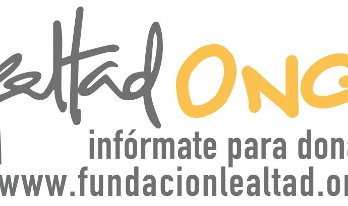 """Logotip """"Fundación Lealtad"""""""
