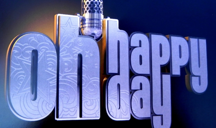 TV3 estrena concurs musical al setembre, Oh happy day Font: