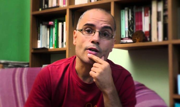 Luis González Reyes, Ecologistas en Acción Font: Solidaridad Internacional Andalucía