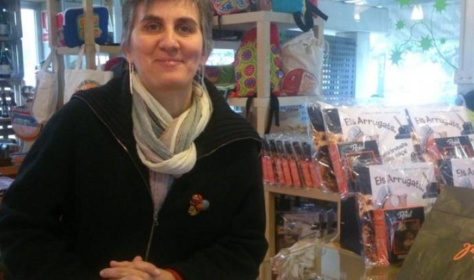 Maite Trepat, directora de l'Associació Alba Font: El Punt Avui