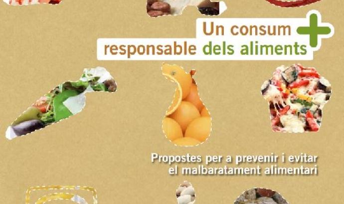 Un consum més responsable dels aliments Font: