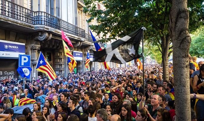 Manifestació Barcelona Font: Viquipèdia