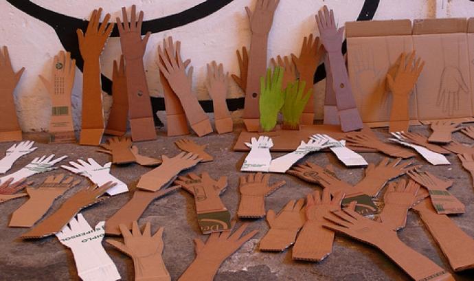 La participació, a les nostres mans. Flickr de Mataparda