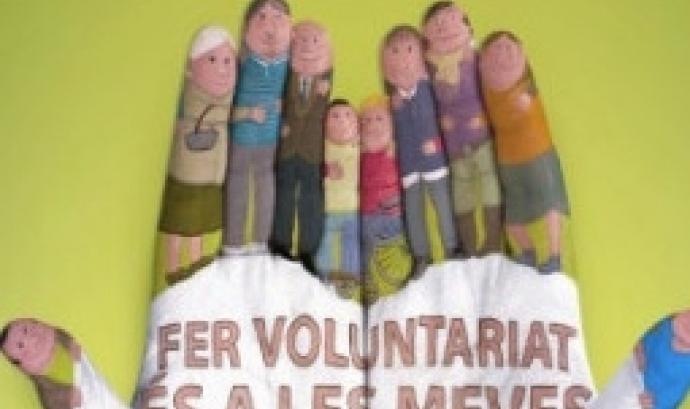 Imatge de l'esdeveniment. Font: Oficina de Voluntariat de Sant Cugat