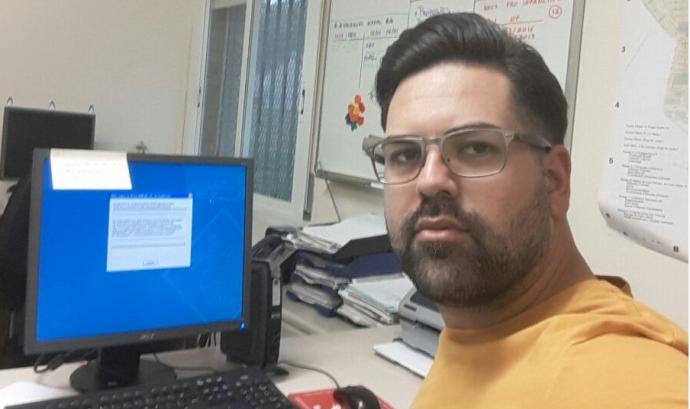 Manuel Fernández Echepares, president de CampusRom. Font: CampusRom Font: