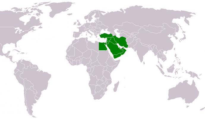 Orient Mitjà