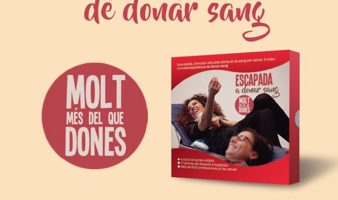 La Marató de Donants de Sang de Catalunya