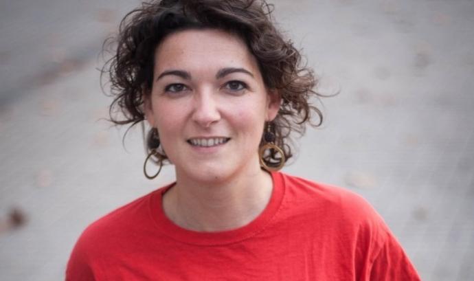 Maria Campuzano és la portaveu de l'Aliança contra la Pobresa Energètica. Font: APE Font: APE