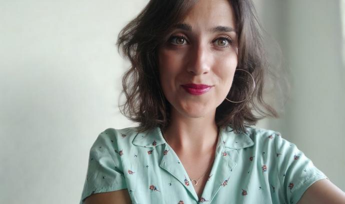 Marta Gómez Córcoles, comunicació digital i gestió de projectest tecnològics Font: Jamgo