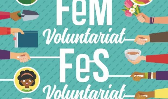 Mataró es volca amb el Dia del Voluntariat