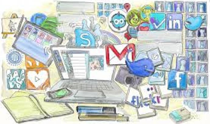 Com buscar feina a les xarxes socials
