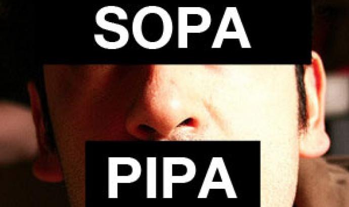 SOPA, PIPA i ara CISPA. Fotografia realitzada per Ben Werdmuller Font: