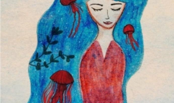 Il·lustració de Nadine Feghaly