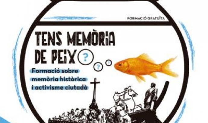 Formació sobre memòria històrica i activisme ciutadà