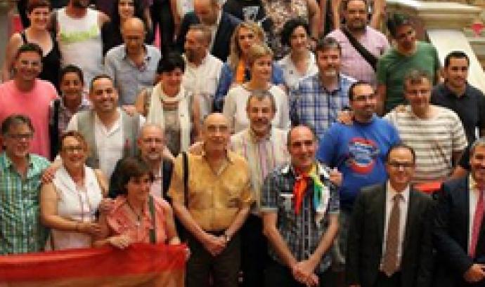 Parlament de Catalunya aprovació de la llei antihomofòbia