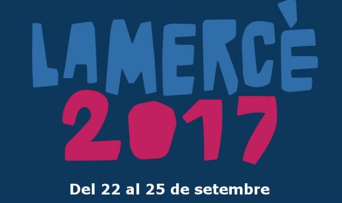 La Mercè 2017 Font: Ajuntament de Barcelona