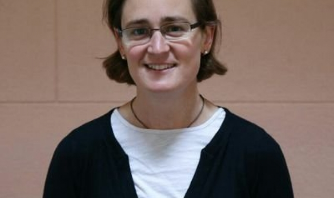 Miriam Feu, responsable d'anàlisi social i incidència de Càritas Barcelona. Font: Càritas