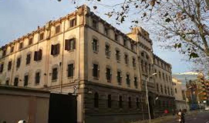 antiga presó de La Model. Font: Wikimedia Commons