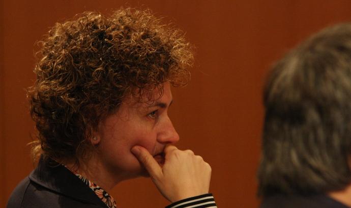 Mònica Sabata, presidenta de la FOCIR. Font: FOCIR. Font: FOCIR