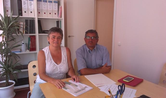 Montse Ros és presidenta de Probens. Font: Probens