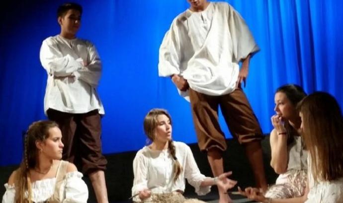Les seccions juvenils dels grups de teatre de la federació són les protagonistes Font: ens.cat