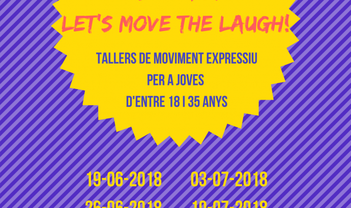 Let's Move the Laugh