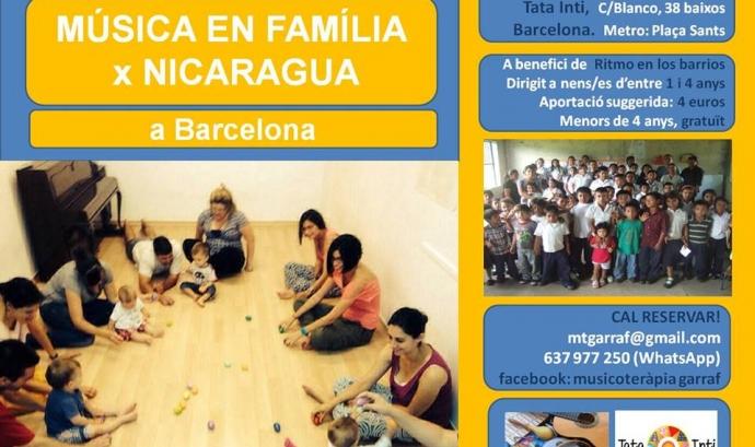 Música en família x Nicaragua