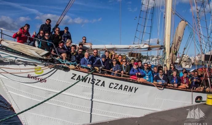Participants a l'Eurosea 13, a Puck (Polònia)