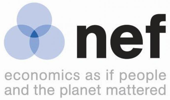 Logotip del Think Tank NEF Font: