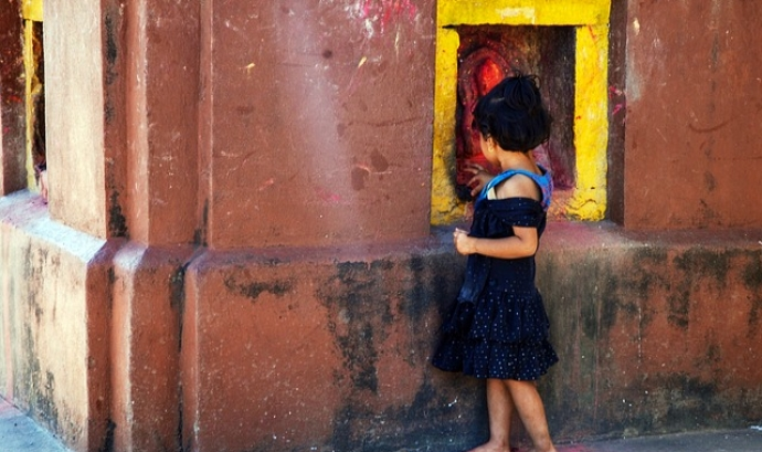 Nena del Nepal Font: