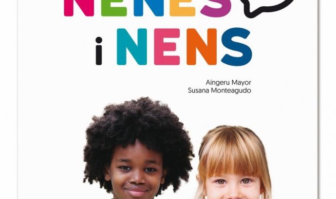 'Nenes i nens'. Aingeru Mayor i Susana Monteagudo.  Font: Litera