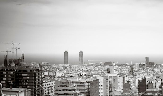 Visites de Barcelona, autor: Ramón Torrent