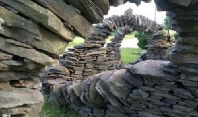 Jornada de formació sobre els nous usos de la Pedra Seca dissabte 17 de desembre a Les Preses  (imatge: adrinoc.cat)