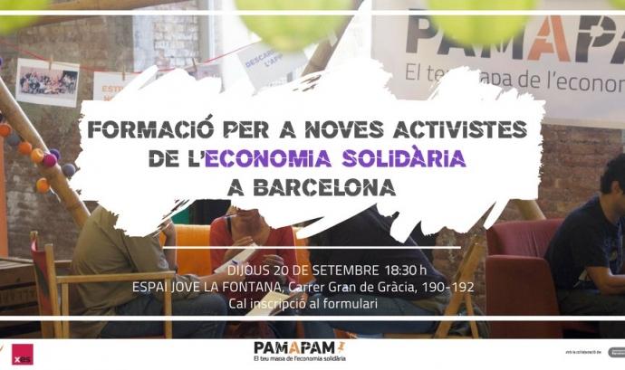 Formació per a noves activistes de 'Pam a pam'
