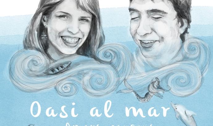 """primer disc d'Oasi al Mar """"Amars, cançons d'amor i mar"""""""
