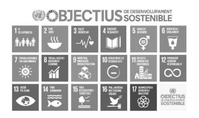 Els objectius del desenvolupament sostenible