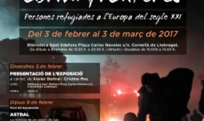 Cartell de l'esdeveniment. Font: Olga Hernández