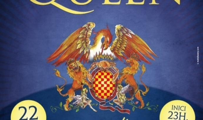 Dia Internacional de la Música aMt. Tribut a Queen. Cartell oficial