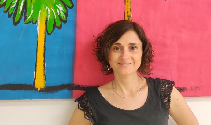 L'Olívia compleix ara 20 anys a l'entitat Font: CPS Francesc Palau