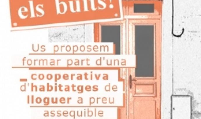 Fragment d'un cartell d'una altra presentació